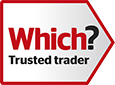 Did you know we are a Which? Trusted Trader?